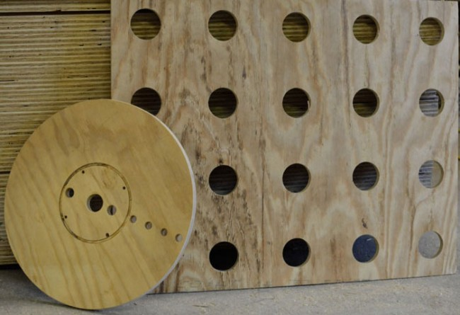 Cut Wood Products